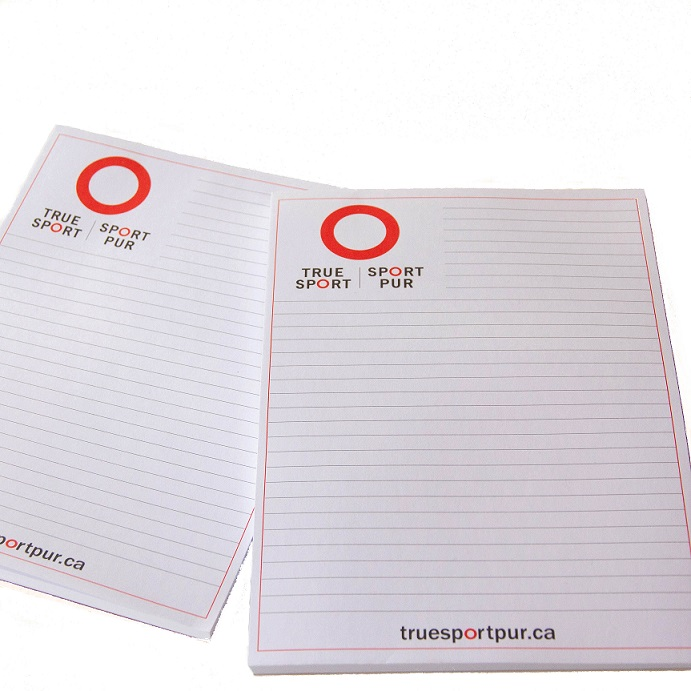 Image of True Sport Note Pad