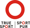 True Sport Corporate Bilingual Logo