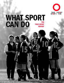 What sport can do report