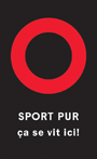 True Sport Patch Logo