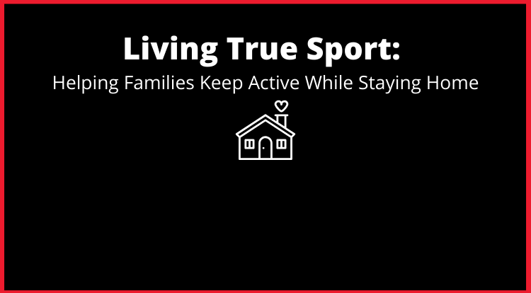 True Sport Living at Home Banner Image