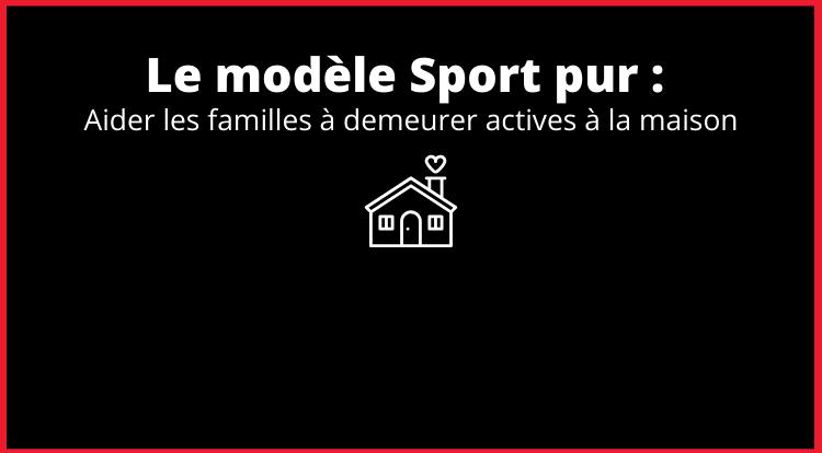 Le modèle Sport pur