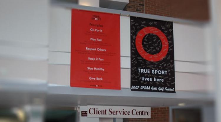 True Sport Banners