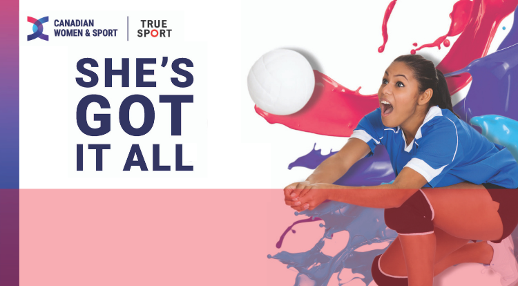 """She's Got It All"" Campaign"